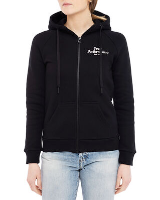 Peak Performance W Original Zip Hood Black