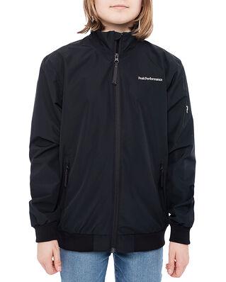 Peak Performance Junior Costal Jacket Black