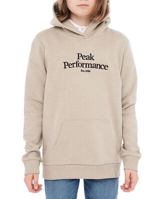 Peak Performance Junior Original Hood Celsian Beige