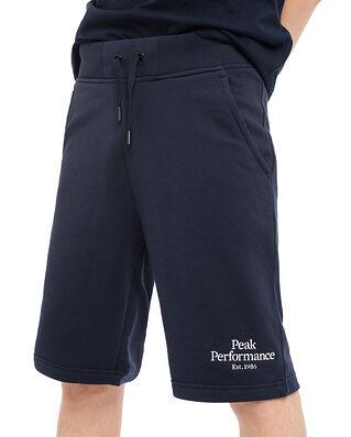 Peak Performance Junior Original Shorts Blue Shadow