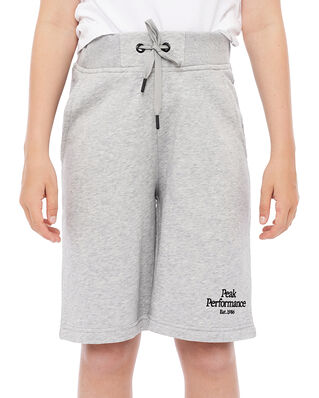 Peak Performance Junior Original Shorts Med Grey Melange