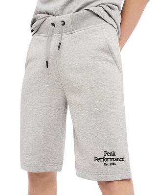 Peak Performance Junior Original Shorts Med Grey Melange