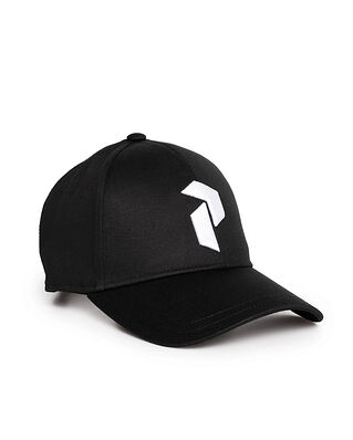 Peak Performance Junior Retro Cap Black