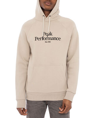 Peak Performance M Original Hood Celsian Beige