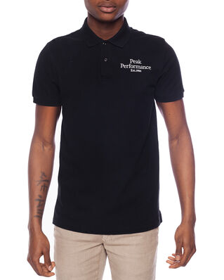 Peak Performance M Original Pique Black