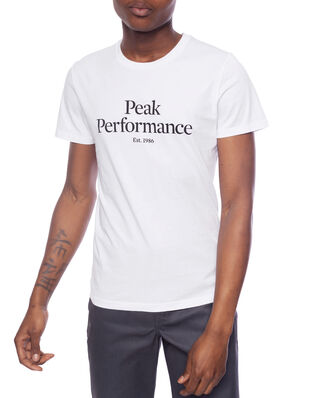 Peak Performance M Original Tee White