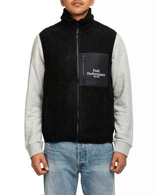 Peak Performance Original Pile Zip Vest