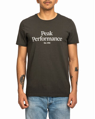 Peak Performance Original Tee Olive Extreme