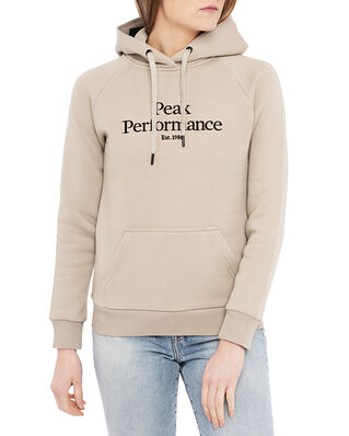 Peak Performance W Original Hood Celsian Beige