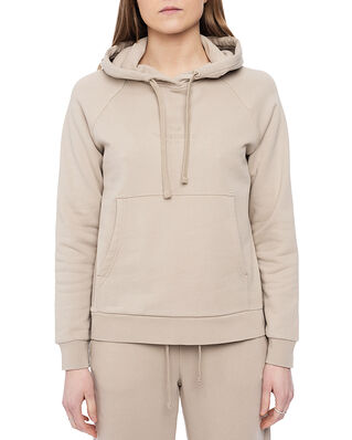 Peak Performance W Original Light Hoodie Celsian Beige