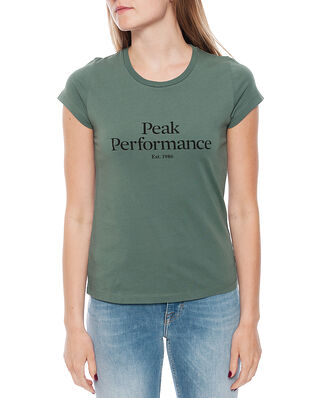 Peak Performance W Orig Tee Alpine Tundra