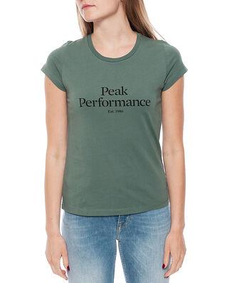 Peak Performance W Orig Tee Alpine Tundra