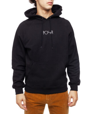 Polar Skate Co. Default Hoodie Black
