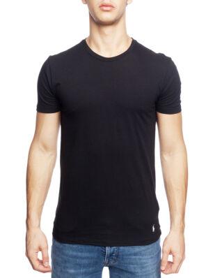 Polo Ralph Lauren S/S Crew-3 Pack-Crew Undershirt Black/Black/Black