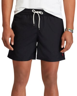 Polo Ralph Lauren 5¾-Inch Traveler Swim Trunk Polo Black