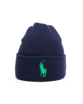 Polo Ralph Lauren Big Pp Hat Cruise Navy