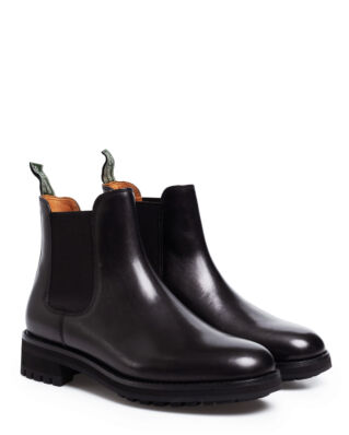 Polo Ralph Lauren Bryson Casual Boots Black