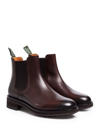 Polo Ralph Lauren Bryson Casual Boots Polo Brown