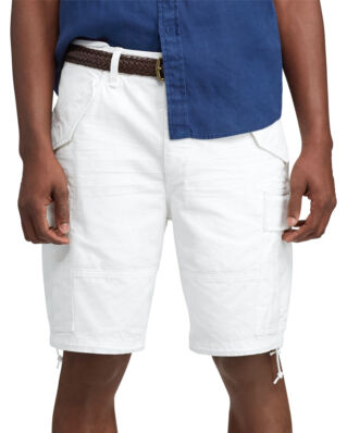 Polo Ralph Lauren Classic Fit Cargo Short White