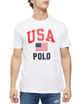 Polo Ralph Lauren Classic Fit T-Shirt White