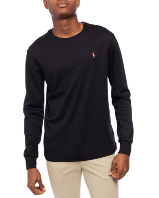 Polo Ralph Lauren Classic Long Sleeve T-shirt Black