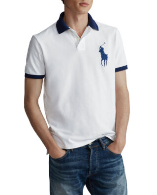 Polo Ralph Lauren Classic Short Sleeve Polo White