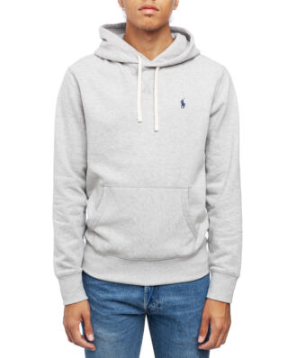 Polo Ralph Lauren Cotton Blend Fleece Hoodie Andover Heather
