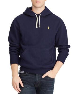 Polo Ralph Lauren Cotton Blend Fleece Hoodie Cruise Navy