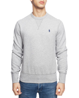 Polo Ralph Lauren Cotton Blend Fleece Sweatshirt Andover Heather