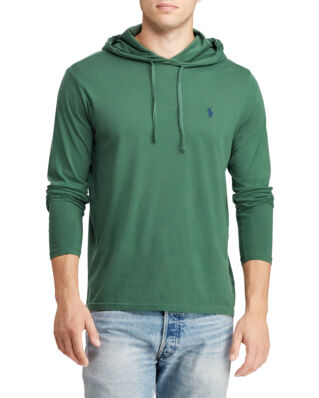 Polo Ralph Lauren Cotton Jersey Hooded T-Shirt Washed Forest