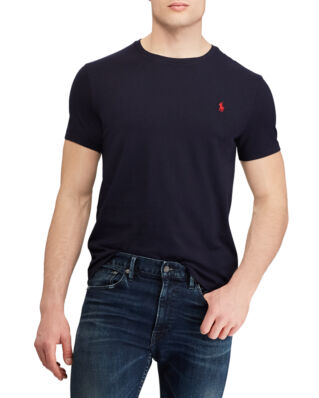 Polo Ralph Lauren Custom Slim Fit Cotton T-Shirt Ink
