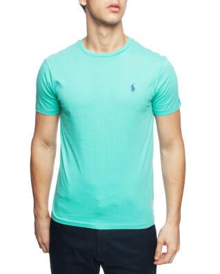 Polo Ralph Lauren Custom Slim Crewneck T-Shirt Sunset Green