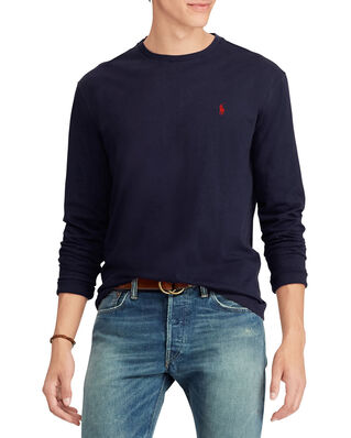Polo Ralph Lauren Custom Slim Fit Cotton L/S Tee Ink