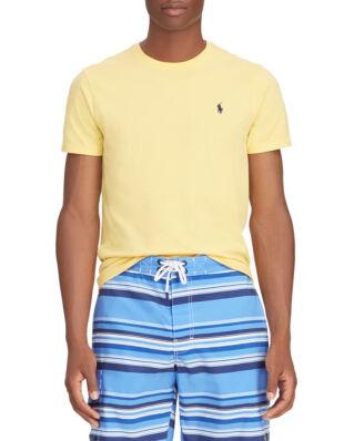 Polo Ralph Lauren Custom Slim Fit Cotton Tee Fall Yellow