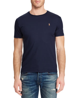 Polo Ralph Lauren Custom Slim Fit Interlock Tee French Navy