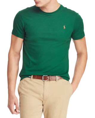 Polo Ralph Lauren Custom Slim Fit Interlock Tee New Forest