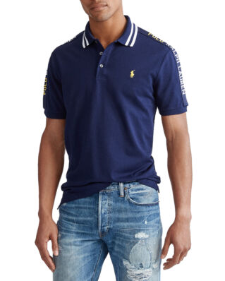 Polo Ralph Lauren Custom Slim Fit Stretch Polo French Navy