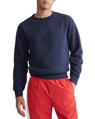 Polo Ralph Lauren Fleece Crewneck Sweatshirt Cruise Navy