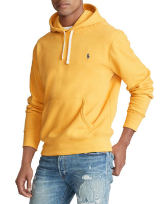 Polo Ralph Lauren Fleece Hoodie Gold Bugle