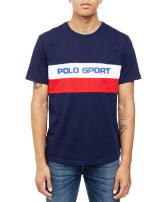 Polo Ralph Lauren Long Sleeve Classic T-Shirt Cruise Navy Multi