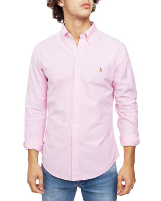 Polo Ralph Lauren Long Sleeve Sport Shirt New Rose
