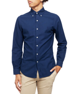 Polo Ralph Lauren Long Sleeve Sport Shirt Newport Navy