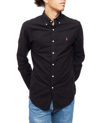 Polo Ralph Lauren Long Sleeve Sport Shirt Polo Black