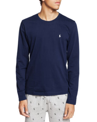 Polo Ralph Lauren L/S Crew Sleep Top Cruise Navy