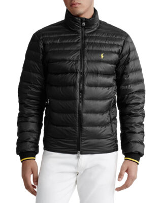 Polo Ralph Lauren Packable Quilted Down Jacket Polo Black