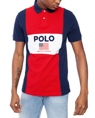 Polo Ralph Lauren Polo Active Polo Sport Red Multi
