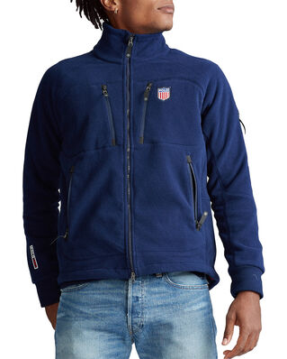 Polo Ralph Lauren Polo Shield Fleece Jacket Newport Navy