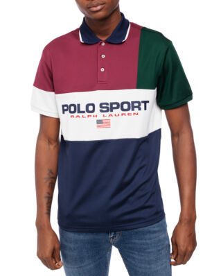 Polo Ralph Lauren Polo Sport Short Sleeve Pique Multi