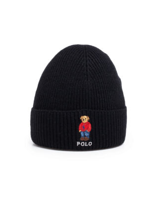 Polo Ralph Lauren Polobear Hat Black