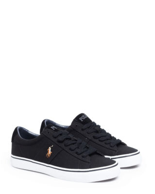 Polo Ralph Lauren Sayer Sneakers Black